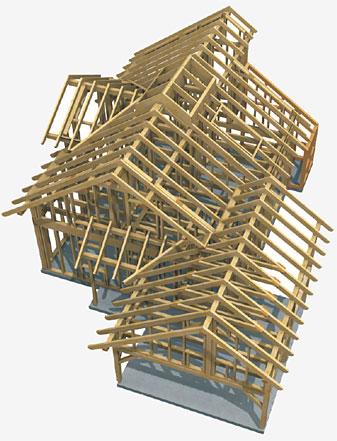 проектирование деревянных домов программа скачать бесплатно на русском - фото 5
