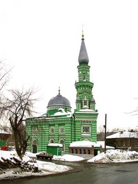 знакомства мусульман в перми