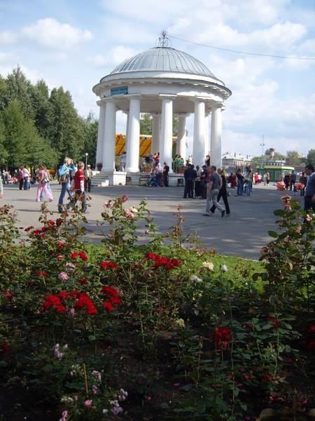 Владение парками Перми